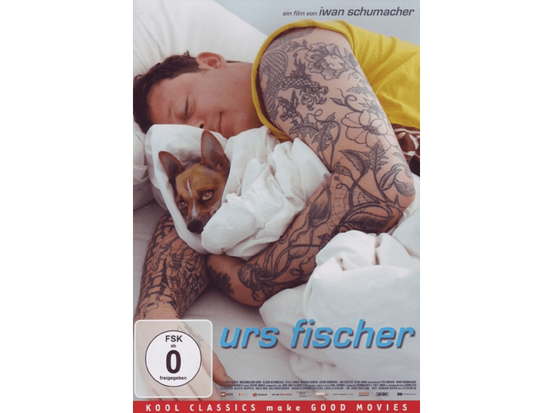 Urs Fischer [DVD]