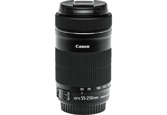 CANON EF-S 55-250 mm f/4-5.6 IS STM objektív