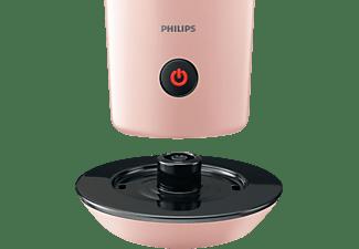 PHILIPS SENSEO® CA6500/30 Milchaufschäumer, Rosa, 500 Watt, 0,12 Liter