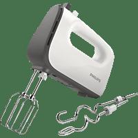 PHILIPS HR3741/00 Handmixer Weiß/Kaschmirgrau (450 Watt)