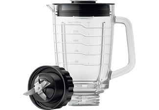 PHILIPS HR3556/00 Standmixer Edelstahl gebürstet (900 Watt, 2 Liter)