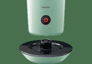 PHILIPS SENSEO® CA6500/10 Milchaufschäumer, Grün, 500 Watt, 0,12 Liter