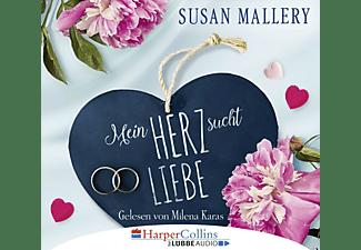 Susan Mallery - Mein Herz sucht Liebe  - (CD)