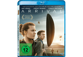 Arrival Science Fiction Blu-ray