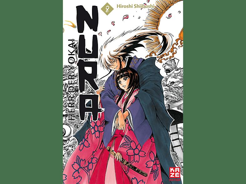 Nura – Herr der Yokai – Band 8