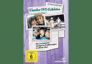 Astrid Lindgren Klassiker-Kollektion DVD