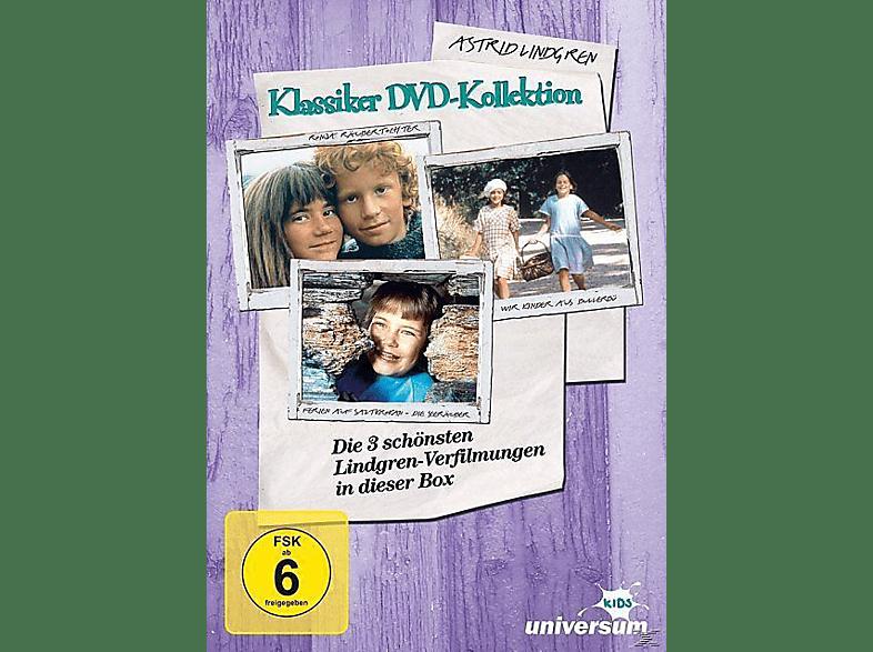Astrid Lindgren Klassiker-Kollektion [DVD]