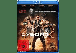Cyborg X Blu-ray
