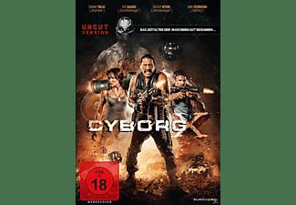 Cyborg X DVD
