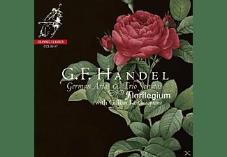 Florilegium - Deutsche Arien und Triosonaten  - (CD)