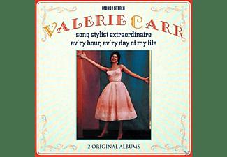 Valerie Carr - Song Stylist/Ev'ry Hour  - (CD)