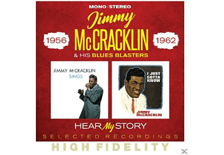 Jimmy & His Blues Blasters Mccracklin - Hear My Story  - (CD)