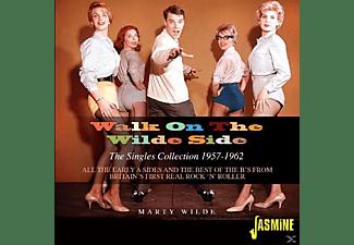 Marty Wilde - Walk On The Wilde Side  - (CD)