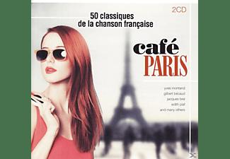 VARIOUS - Cafe Paris  - (CD)