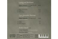 Anton Steck - Violinkonzerte [CD]