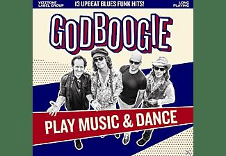 Godboogie - Play Music & Dance  - (CD)