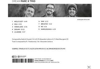 Parc X Trio - Dream  - (CD)