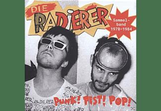 Die Radierer - Punk!Pest!Pop!Sammelband 1978-1984  - (CD)
