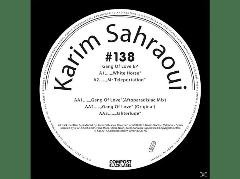 Karim Sahraoui - Gang Of Love EP [Vinyl]