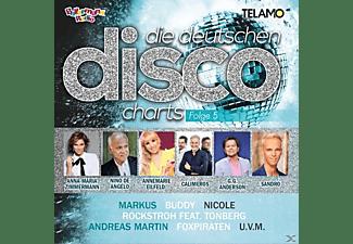 VARIOUS - Die Deutschen Disco Charts Folge 5  - (CD)
