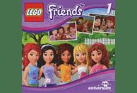 VARIOUS - LEGO Friends Hörspielbox 1 - (CD)