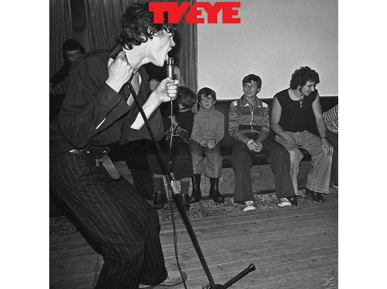 Tv Eye - The Lost Studio Recordings 1977-1978 [CD]