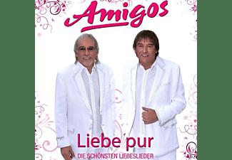 Die Amigos - Liebe pur-die schönsten Liebeslieder  - (CD)