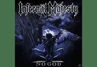 Infernal Majesty - No God (Ltd.Black Vinyl)  - (Vinyl)