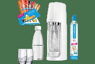 SODASTREAM 101171249 Easy Wassersprudler Weiß