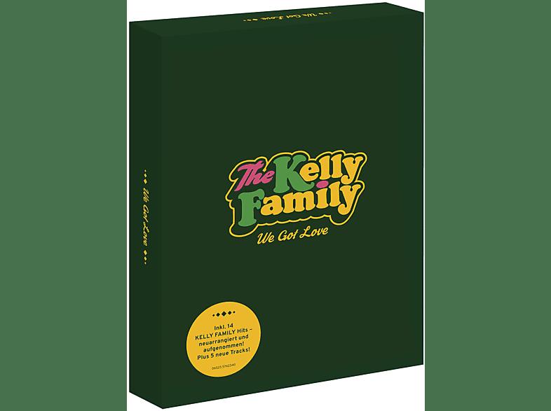 The Kelly Family - We Got Love (Ltd. Fanedition) [CD]