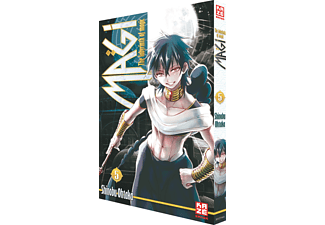 Magi – The Labyrinth of Magic – Band 5