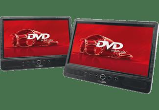 CALIBER DVD Portable MPD2010T mit 2 Monitoren 10 Zoll