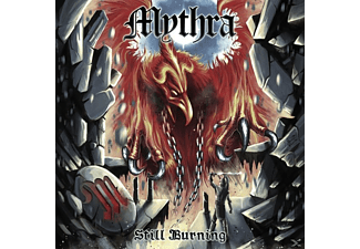 Mythra - Still Burning (Beer Colored)  - (Vinyl)