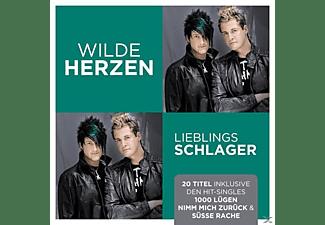 Wilde Herzen - Lieblingsschlager  - (CD)