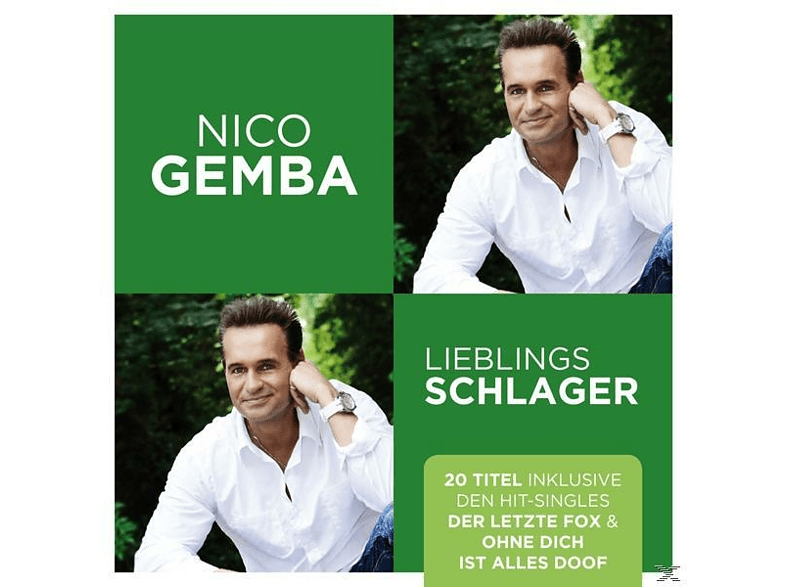 Nico Gemba - Lieblingsschlager [CD]