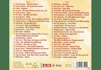 VARIOUS - Kultschlager der 50er Jahre  - (CD)