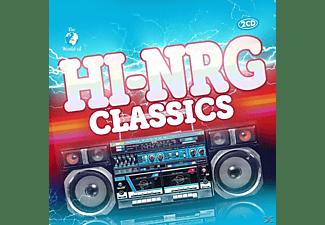 VARIOUS - Hi-NRG Classics  - (CD)