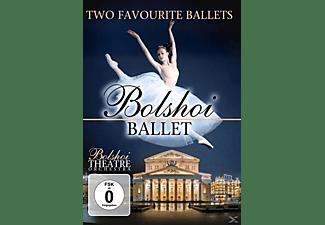 The Bolshoi Theatre Orchestra - Bolshoi-Ballet Two Favorites Ballets  - (DVD)