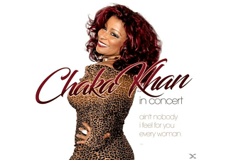 Chaka Khan - Chaka Khan in Concert  - (CD)
