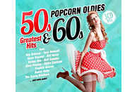 VARIOUS - Popcorn Oldies: 50s & 60s Greatest Hits [CD]