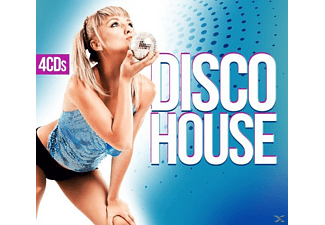 VARIOUS - Disco House  - (CD)
