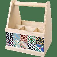CONTENTO 866847 Mosaik Besteckträger