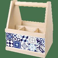 CONTENTO 866848 Mosaik Besteckträger