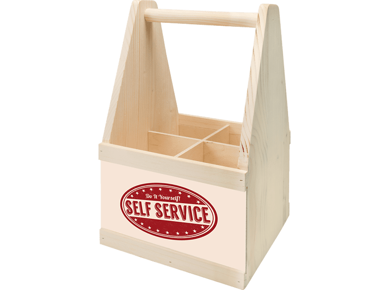 CONTENTO 866860 Self Service Flaschenträger