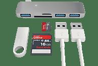 SATECHI USB HUB , USB Typ-C Hub, Space Grey