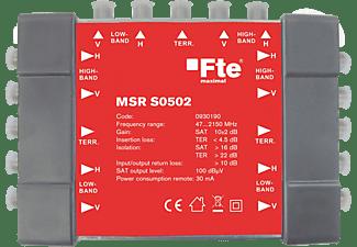 FTE MAXIMAL MSR S 0502 Aktiver SAT / TERR Verteilbaustein