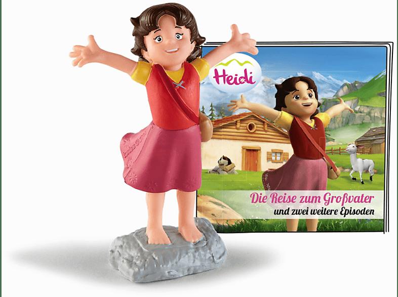 BOXINE Tonie-Figur: Heidi - Die Reise zum Großvater und zwei weitere Geschichten