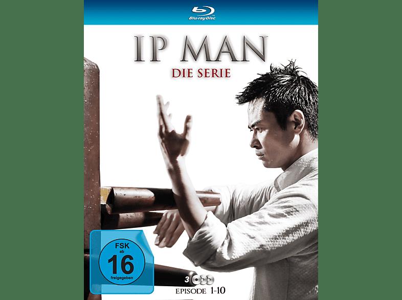 IP Man - Die Serie - Staffel 1 (Folge 1 - 10) [Blu-ray]