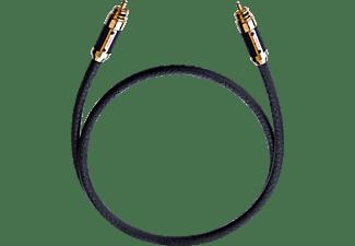 OEHLBACH XXL Black Connection Digitalkabel 1.75 m Cinchkabel, Schwarz