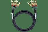 OEHLBACH XXL® Fusion Four.4 500 Kabelschuhkabel, Schwarz